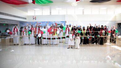Photo of مؤسسة حمدان بن راشد آل مكتوم للأداء التعليمي المتميز تنظم احتفالية بمناسبة اليوم الوطني