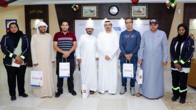 Photo of إسعاف دبي تطلق مبادرة إسعاد المتطوعين و تكرمهم