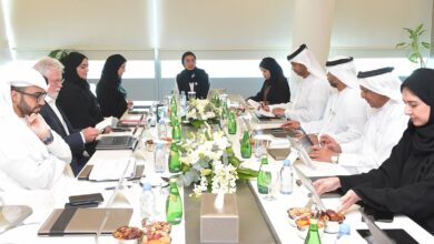Photo of Zayed University Council approves the University Emiratization Plan & The offering of a new Master of Art in Jurisprudence of Reality