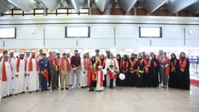 Photo of مطارات دبي تحتفل باليوم الوطني البحريني الـ 48