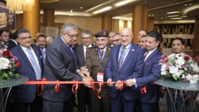 "Photo of انطلاق فعاليات الدورة الأولى من مؤتمر ومعرض ""إيدك القاهرة للتعليم"" في مصر"
