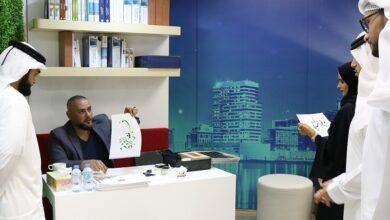 Photo of نداء تحتضن فعالية للخط العربي بالتعاون مع دائرة الثقافة في الشارقة