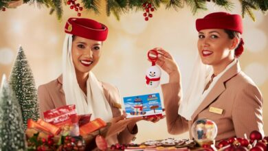 Photo of Emirates to serve 500,000 Christmas meals at 40,000 feet