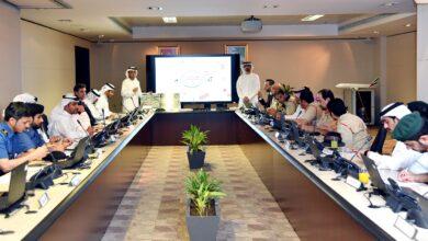 Photo of اجتماع بين طيران الإمارات وشركائها لتنسيق الجهود في موسم السفر