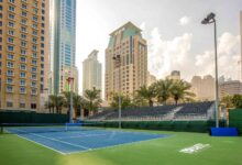 Photo of Al Habtoor Tennis Cup sees 150 players vying for top spot among UAE residents in exciting series