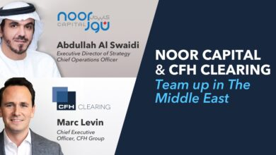 Photo of CFH Clearing and Noor Capital Announce  Strategic Partnership in Middle East