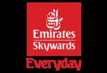 """Photo of طيران الإمارات تطلق تطبيق """"سكاي واردز إيفريداي"""""""