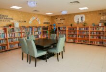 Photo of Imdaad and wasl properties join forces to launch a new library and celebrate the joy of reading