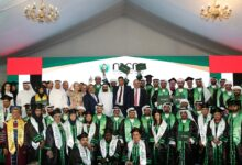 Photo of MENA College of Management celebrates graduation of first batch of students