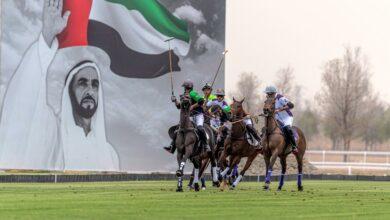 Photo of ابوظبي يعبر غنتوت بسلام في قمة كأس جمعية الامارات للبولو