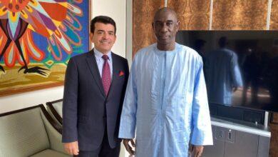 Photo of المالك يبحث مع تالا دعم الإيسيسكو للتعليم غير النظامي في السنغال