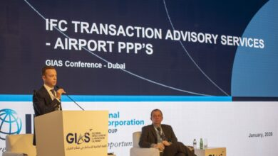 Photo of انطلاق فعاليات الدورة الثانية من القمة العالمية للاستثمار في قطاع الطيران بدبي اليوم