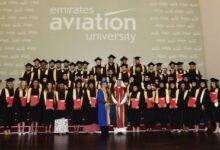 Photo of جامعة الإمارات للطيران تحتفل بتخريج دفعة جديدة من طلبتها