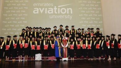 Photo of Emirates Aviation University honours its graduates