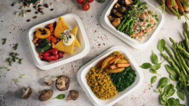 Photo of أطباق نباتية صرفة على رحلات طيران الإمارات