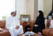 "Photo of ""تعاون بين إسعاف دبي و جامعة محمد بن راشد للطب والعلوم الصحية"""