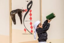 Photo of Young Emirati falconers fly high at Fazza Championship for Falconry