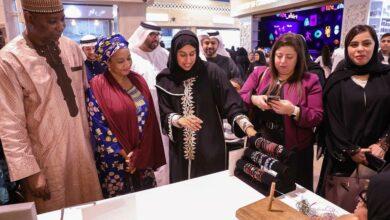 Photo of حصة بوحميد تُطلع رئيس الجمعية العامة للأمم المتحدة على تجربة دولة الإمارات في تمكين الأسر المنتجة وأصحاب الهمم