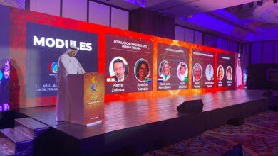 Photo of بدأ أعمال المؤتمر العربي الثامن لعلوم الوراثة البشرية