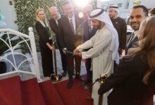 Photo of الشيخ جمعة بن أحمد بن جمعة آل مكتوم يفتتح معهد كامبردج