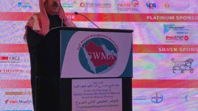 Photo of انطلاق المؤتمر الخليجي الثاني للجروح بدبي بمشاركة 800 طبيب من مختلف دول العالم