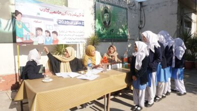 Photo of Dubai Cares joins the Government of Pakistan's efforts to combat intestinal worms among school-aged children
