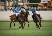 Photo of فوز ميثاء بنت محمد والحبتور في افتتاح كأس دبي الفضية للبولو