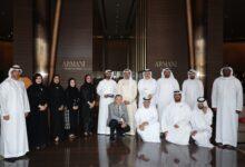 Photo of إسعاف دبي تدشن برنامج رواد الابتكار في برج خليفة