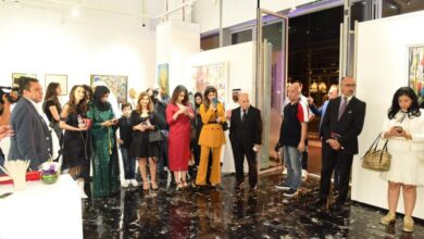 Photo of انطلاق معرض رؤية أمل في أرتيسيتا غاليري