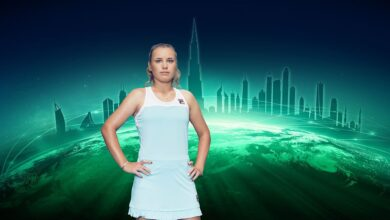 Photo of الأمريكية صوفيا كينن تنافس على لقب دولية دبي للتنس