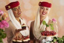 Photo of طيران الإمارات تقدم 40 نوع حلوى بمناسبة الفالنتاين على رحلاتها