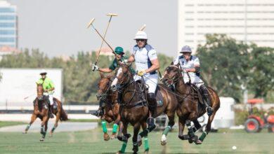 Photo of ميثاء بنت محمد تتألق وتعبر بفريقها جسر الحبتور لنصف النهائي
