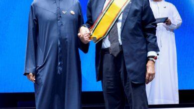 Photo of محمد بن راشد: مع البروفيسور مجدي يعقوب يداً بيد نصنع أملاً جديداً