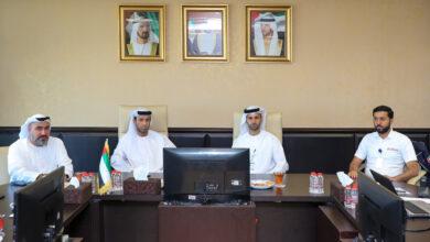 Photo of وفد من أبو ظبي يطلع على أفضل الممارسات في إسعاف دبي