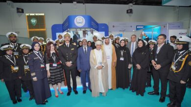 "Photo of AASTS successfully concluded its participation in ""Breakbulk Middle East 2020"""
