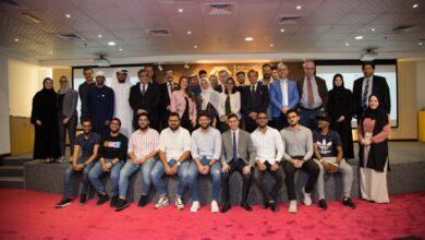 Photo of تكريم 263 طالب وطالبة متفوقين أكاديمياً في الجامعة الأمريكية في الإمارات