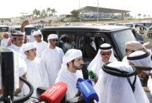 Photo of حمدان بن محمد يشهد تحديات رموز الحقاقة ضمن مهرجان سموه لسباقات الهجن