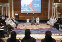Photo of برئاسة معالي عبد الله البسطي : حلقة نقاشية للتعرف على التحديات التي تواجه قطاع إدارة الموارد البشرية في حكومة دبي وسبل الارتقاء بها