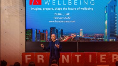 Photo of Frontiers NEXT Launches in Dubai to Discuss the Future of Wellbeing on February 20th