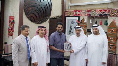 """Photo of أمين عام """"الصحفيين العرب"""" في أستراليا """"يزور جمعية الصحفيين الإماراتية بدبي"""