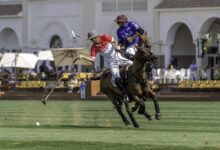 Photo of AM – UAE Polo and Ghantoot Polo Teams Conquered the Third Day of the Dubai Open 2020 Qualifiers