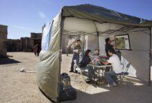Photo of آي إي سي تيليكوم تطرح آخر حلول سات كوم لقطاع المساعدات الإنسانية في معرض ومؤتمر دبي الدولي للإغاثة والتطوير (ديهاد) 2020