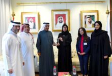 Photo of Al Maktoum Foundation Supports Zayed University Student Solidarity Fund