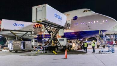 Photo of دناتا تباشر تموين الطائرات في مطار فانكوفر بكندا