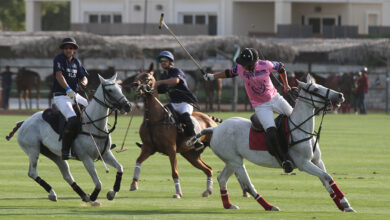 Photo of Habtoor Polo Team Successful on the First Day of the Polo Masters Cup 2020