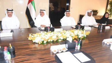 Photo of UAE Minister of Finance H.H. Sheikh Hamdan bin Rashid Al Maktoum Chairs Federal Tax Authority's 11th Board Meeting