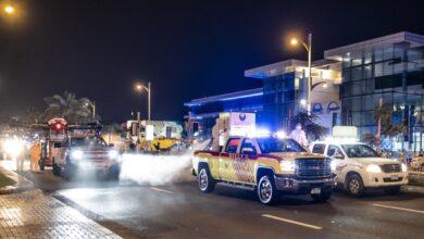 Photo of بلدية دبي : المنتجات المستخدمة في عمليات التعقيم آمنة وموادها الفعالة معتمدة عالميا