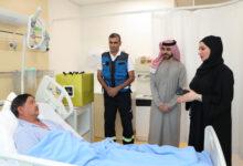 Photo of مبادرة (طمنا عليك) في إسعاف دبي