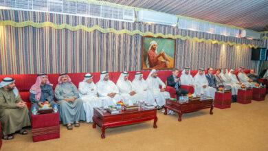 Photo of ندوة حول مسيرة أكاديمية الإمارات الدبلوماسية في مجلس حنيف القاسم الثقافي