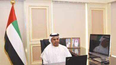 Photo of معالي عبيد حميد الطاير يشارك في اجتماع استثنائي لوزراء المالية ومحافظي البنوك المركزية لمجموعة العشرين